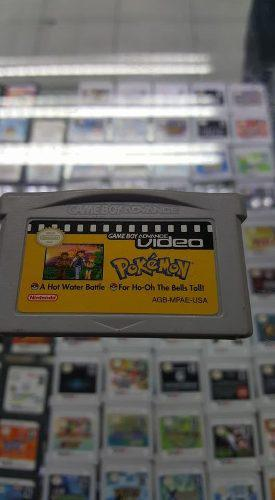 Pokemon Video Nintendo **para Game Boy Advance**