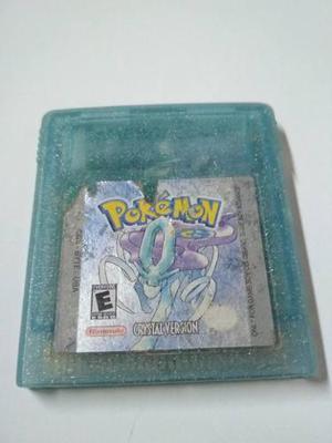 Pokémon Crystal Versión