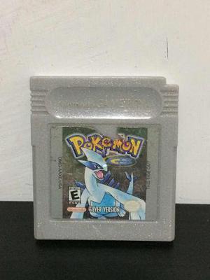 Pokémon Silver Gbc Juego Cartucho Gameboy Color