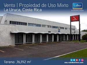 Propiedad Uso Mixto disponible para Venta, San José, Costa