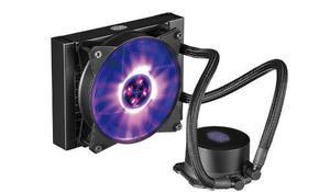 Sistema De Enfriamiento Cooler Master Liquid Lite 120 L Rgb