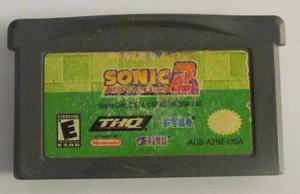 Sonic Advanced 2 Para Gameboy Advanced