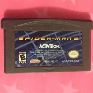 Spider Man 2 Game Boy Advance
