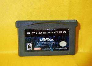 Spider - Man Game Boy Advance