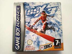 Ssx 3 _ Game Boy Advance _ Shoryuken Games