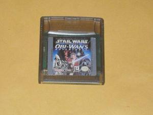 Star Wars Episode 1 Obi-wan's Adventures Gameboy Color Gbc