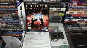 Star Wars Episode 3 Revenge Of The Sith De Ame Boy Advance.