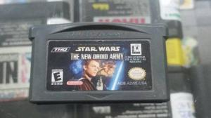 Star Wars The New Droid Army Gameboy Advance