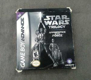 Star Wars Trilogy Apprentice Of The Force Game Boy Advance