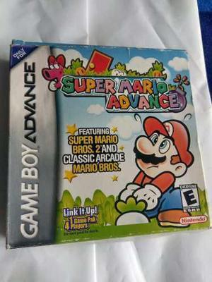 Super Mario Advance Game Boy Advance Nintendo