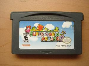 Super Mario Advance Para Game Boy Advance Rtg +++++