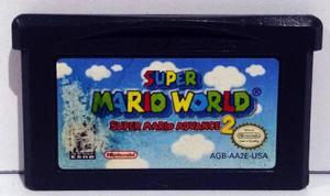 Super Mario World Game Boy Advance Gba Retromex Tcvg