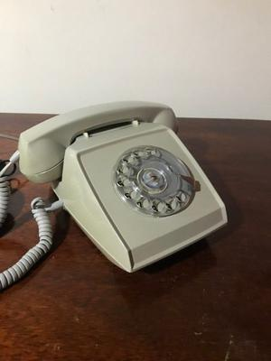 TELEFONO DE DISCO DE LOS 70TAS