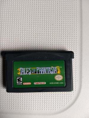 Tales Of Phantasy Nintendo Game Boy Acvance