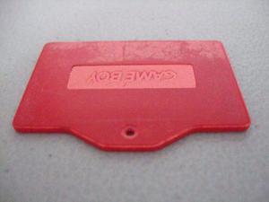 Tapa Para Game Boy Advance Sp Roja