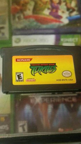 Teenage Mutant Ninja Turtles Gameboy Advance