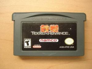 Tekken Advance Para Game Boy Advance Original - Rtg ++++