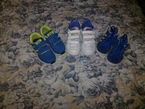Tenis Adidas originales medio uso
