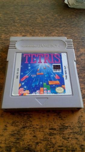 Tetris Para Gameboy Y Gameboy Color Original