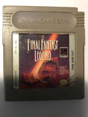 The Final Fantasy Legend Game Boy Color