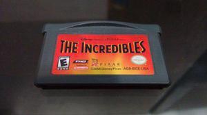 The Incredibles Para Nintendo Game Boy Advance