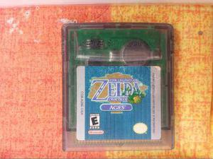 The Legend Of Zelda Oracle Of Ages En Gamekiosko