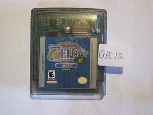 The Legend Of Zelda Oracle Of Ages Gbc En Gamekiosko