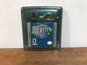 The Legend Of Zelda Oracle Of Ages Para Gameboy Color Gbc