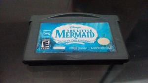 The Little Mermaid Magic In Two Kingdoms Game Boy Advance