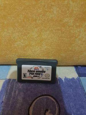 Tiger Woods Pga Tour Golf Game Boy Advance