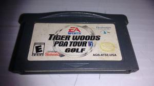 Tiger Woods Pga Tour Golf Para Nintendo Game Boy Advance