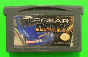 Top Gear Rally Para Gameboy Advanced
