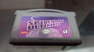 Ultimate Spiderman Generico Para Nintendo Game Boy Advance