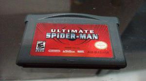 Ultimate Spiderman Para Nintendo Game Boy Advance