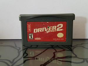 Video Juego Driver Advance 2 Gba Game Boy Advance Nintendo