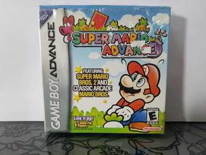 Video Juego Super Mario Advance Game Boy Advance Gba