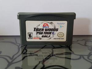 Video Juego Tiger Woods Pga Tour Golf Game Boy Advance Gba