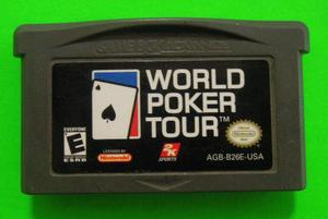 World Poker Tour Para Gameboy Advanced
