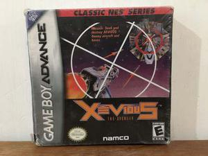 Xevious The Avenger Para Game Boy Advance / Gba Nuevo