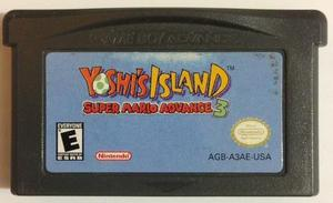 Yoshi's Island Para Gameboy Advance