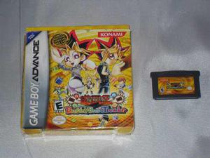 Yu Gi Oh Destiny Board Traveller Para Gameboy Advance