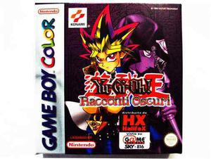 Yu Gi Oh Racconti Oscuri Gameboy Advance Nintendo Gba & Nds