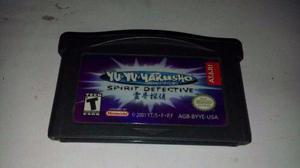 Yu Yu Hakusho Gameboy Advance Gba