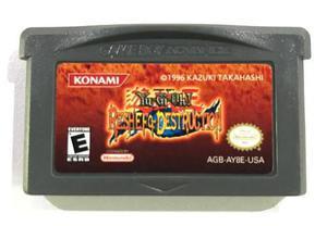 Yugioh Reshef Destruction Game Boy Advance Gba Retromex Tcvg
