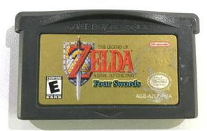 Zelda A Link To The Past Game Boy Advance Gba Retromex Tcvg