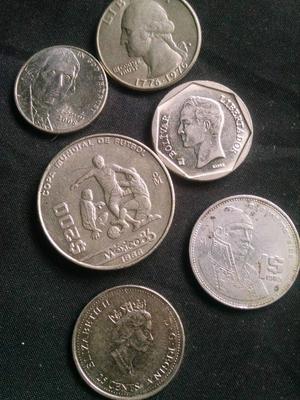monedas - Anuncio publicado por nikel