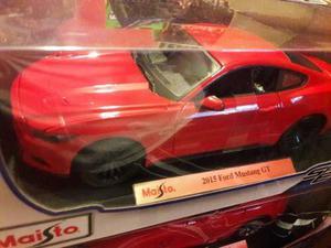 2015 Ford Mustang Gt Maisto Escala 1/18