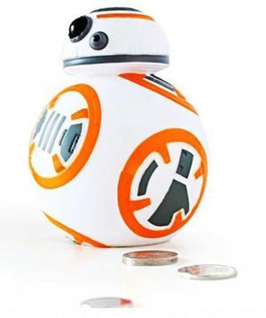 Alcancía Robot Bb-8 Plastico Star Wars Disney Igo Bb8