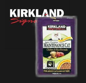 Alimento Comida Gato & Gatitos Kirkland Con Pollo 11.3kg