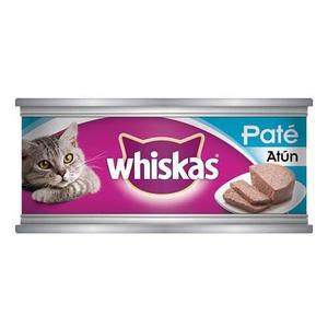 Alimento Para Gato Whiskas Atún 156 Gr